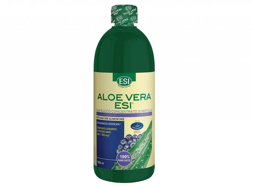 Aloe Vera per dimagrire - Aloe vera Succo di mirtillo