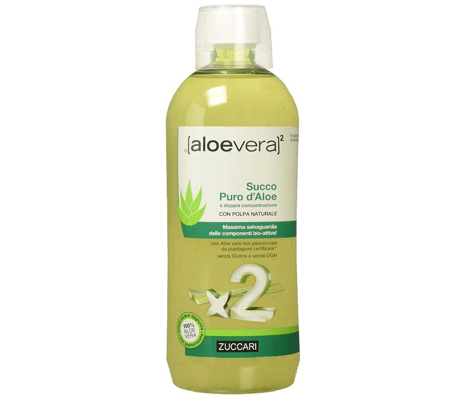 Aloe Vera per dimagrire - Succo di Aloe vera Zuccari