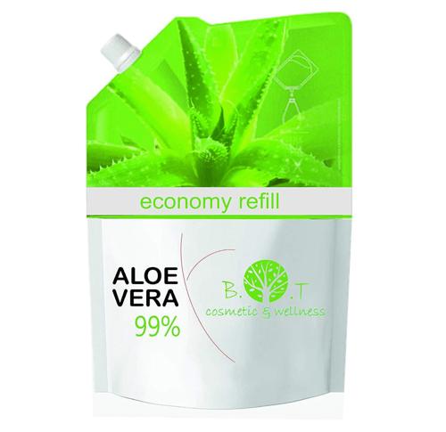 Preview Gel di aloe vera Fresca 99% RICARICA 5000 ml
